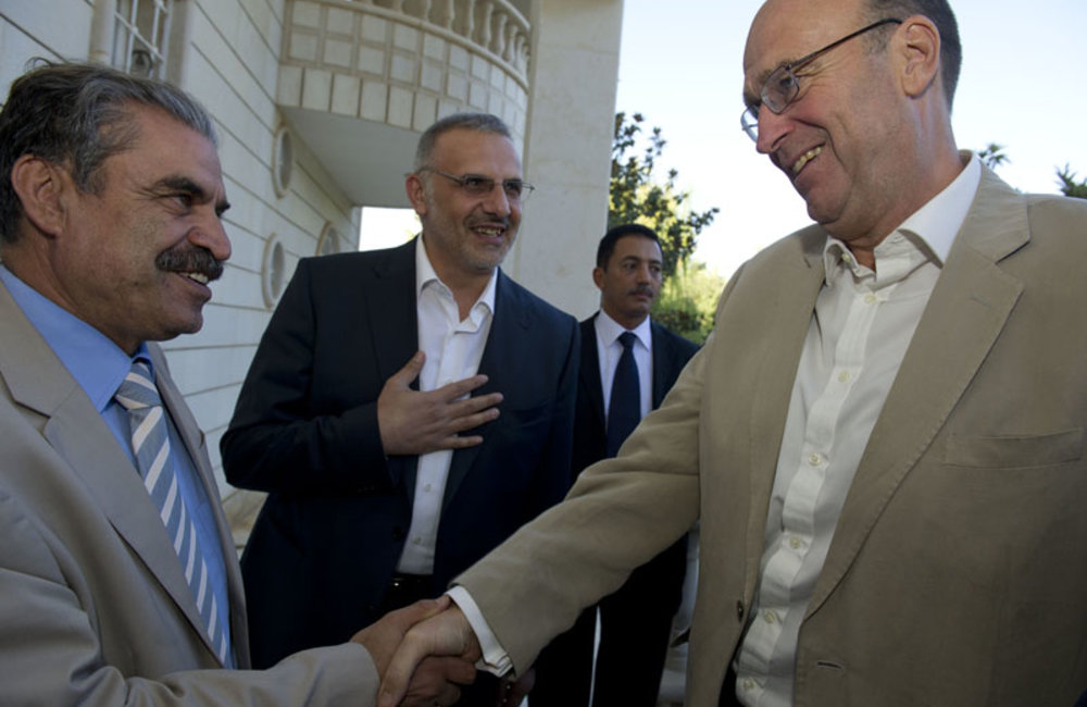 SCL Plumbly Meets MPs and Local authorities in Hermel (September 2012)