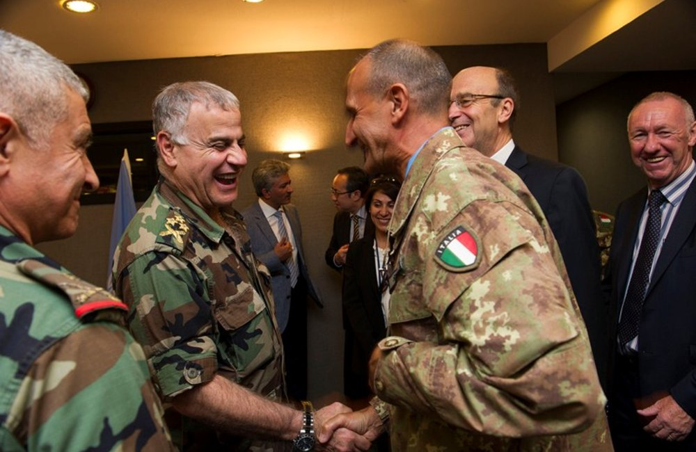UNSCOL and UNIFIL host meeting on assistance for the Lebanese Army