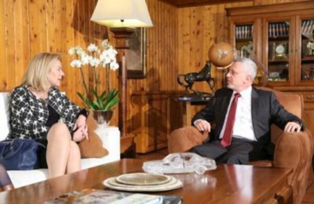 SCL Sigrid Kaag meets with Franjiyeh(06 02 15)