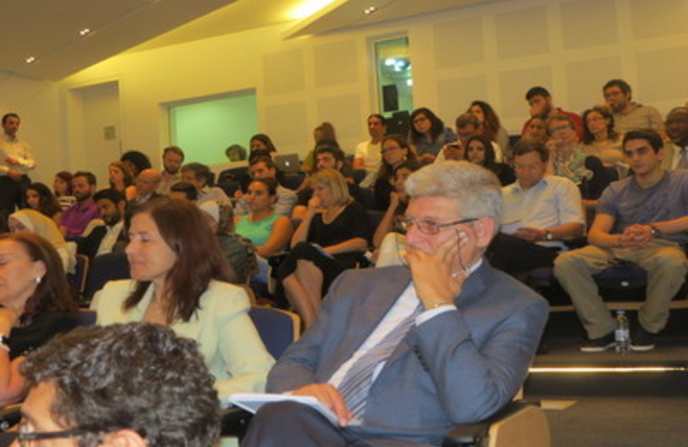 "IFI- UN Panel Discussion on ""Challenges to Financing Middle-Income Countries Facing Crises"" Audience (11 06 2015)"