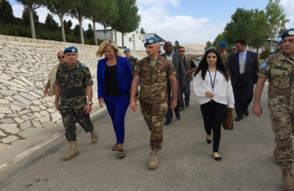 SCL visit to Marjayoun (26 06 2015)