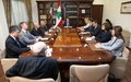 Special Coordinator Kaag and International Support Group meet newly elected President Aoun