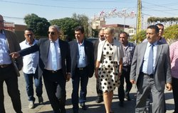UN Special Coordinator Sigrid Kaag visits north-eastern Lebanese border areas of El-Qaa and Hermel